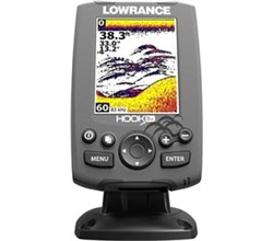 Lowrance HOOK Series Fishfinders lowrance hook 3x