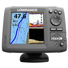 Lowrance HOOK 5 Series Fishfinders lowrance hook 5