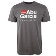 Abu Garcia Grey Shirts abu garcia original t shirt grey