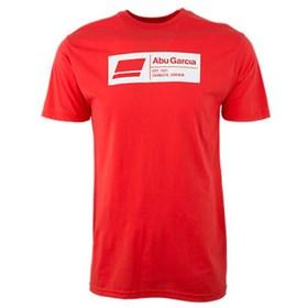 abu garcia svangsta t shirt red