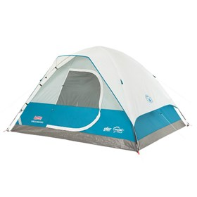 coleman pitch dome tent 4 person