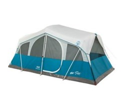 Coleman View All Tents coleman fast pitch cabin with cabinets 6 persons