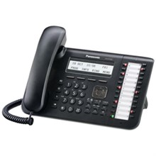 Telephone Systems panasonic bts kx dt543