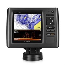 With Transducers garmin echomap chirp 55dv with transducer