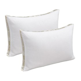 simmons beautyrest support pillow standard size 2 pack