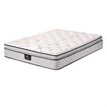 Serta Twin Extra Long Plush Pillow Top Mattress Only Tierny SPT Mattress Only