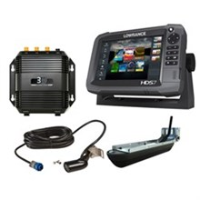 Hot Deals lowrance hds7 gen3 83 200 structure scan 3d bundle