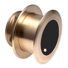 CHIRP Sonar garmin thru hull wide beam transducer