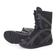 Muck Boots Mid Height pursuit shadow mid black carbon