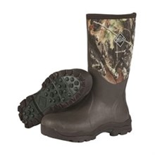 Muck Hunting boots woody max mossy oak break up