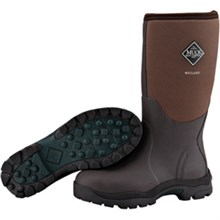 Muck Boots Wetland Series womens wetlands tan bark