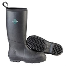 Muck Boots Work mens chore resistant tall black