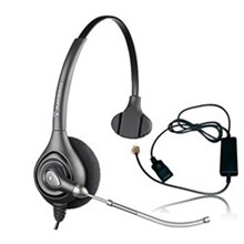 Plantronics Reconditioned Wireless and Corded Headsets plantronics supraplus hw251 with a10
