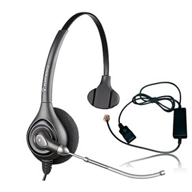 plantronics supraplus hw251 with a10