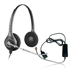 Plantronics Reconditioned Wireless and Corded Headsets plantronics supraplus hw261with a10