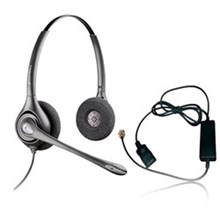 Plantronics Reconditioned Corded Headsets plantronics supraplus hw261n with a10