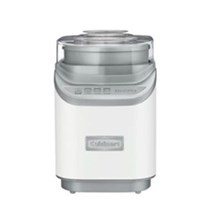 Cuisinart Ice Cream Yogurt Makers csnrt ice 60w