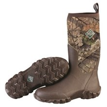 Muck Hunting boots woody blaze cool mossy oak country