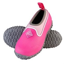 Pink Muck Boots youths muckster ii low pink