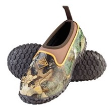 Camo Muck boots youths muckster ii low realtree xtra