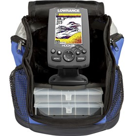 lowrance hook 3x all season pack