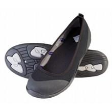 Summer Boots breezy ballet flat black