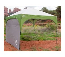 Coleman Canopies and Shelters coleman instant canopy sunwall accessory