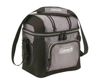 coleman 16 can hard liner soft cooler