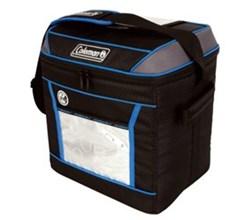 Coleman Coolers coleman soft 24hr cooler liner blue 30 can
