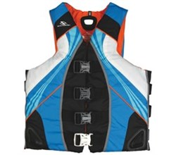 Stearns stearns illusion abstract wave mens nylon life vest