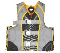 Stearns stearns illusion gold rush womens nylon life vest