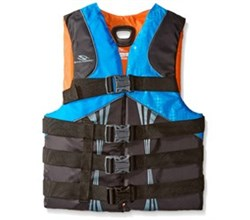 Stearns stearns infinity abstract wave mens nylon life vest