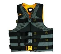 Stearns stearns infinity gold rush mens nylon life vest