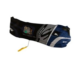 Stearns stearns 16g elite inflatable belt pack blue/black