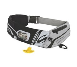 Stearns stearns 16m elite inflatable belt pack black/grey