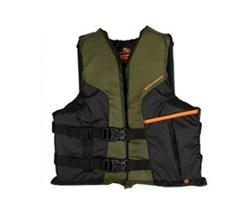 Stearns stearns sportsman green adult life vest