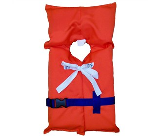 stearns youth size boating vest