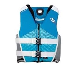 Stearns stearns v1 women pnk blu life jacket