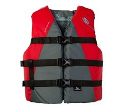 Stearns stearns youth extra long watersports life vest
