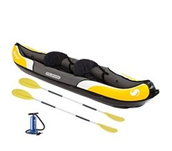 Kayaks sevylor colorado 2 person kayak combo