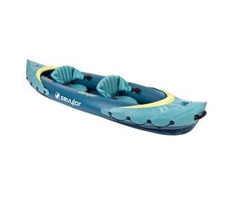 sevylor clear creek 2 person kayak
