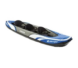 Kayaks sevylor big basin 3 person kayak