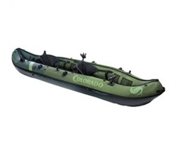 Kayaks sevylor colorado 2 person fishing kayak