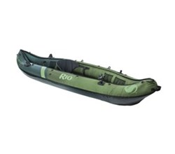 Kayaks sevylor rio 1 person fishing canoe