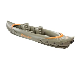 sevylor tahiti 2 person fishing kayak