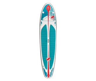 sevylor mesa inflatable stand up paddleboard
