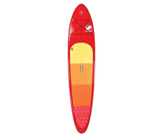 sevylor monarch inflatable stand up paddleboard