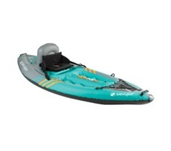Kayaks sevylor quikpak k1 1 person kayak