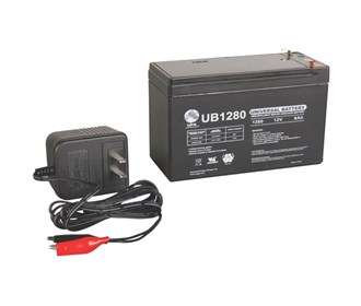 sevylor recharge 12v battery