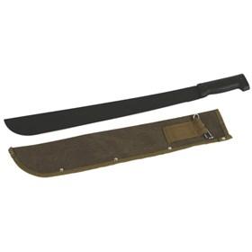 coleman machete with sheath